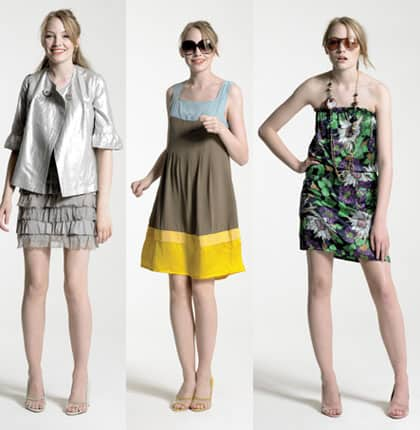 Trends of Spring and Summer 2011: Latest Fashion Wear