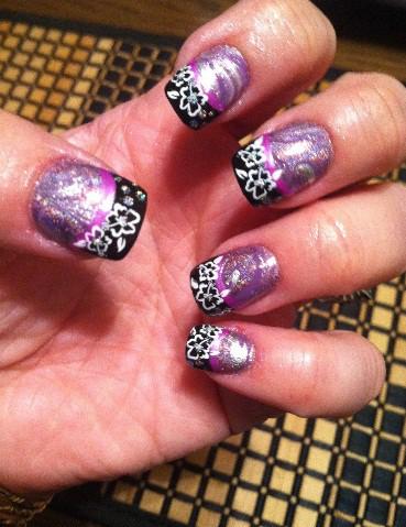 Cool Nail Art Design's Artist Ms.Maria