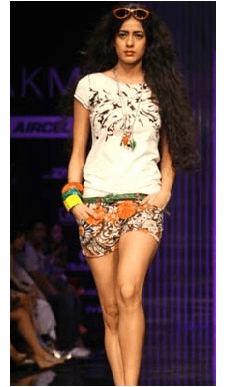 Fashion Trend for Shorts in Lakme Fashion Week 2011