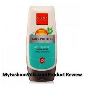 VLCC Anti Pollution Lotion SPF 15 Review MyfashionVilla