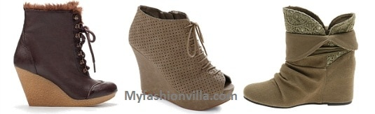 Winter Wonan Boots 2012