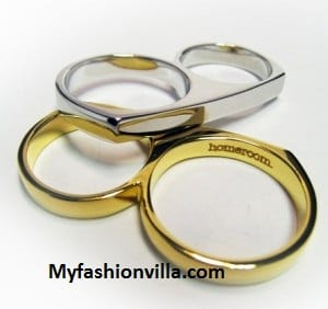 Get obsessed With 2 (Double) Finger Rings: Latest Fashion ...