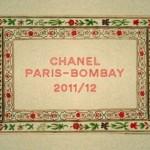 Chanel Bombay Paris Pre Fall Fashion Show 2011-12