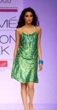 Komal Sood Fashion Creation at Lakme Fashion Week Summer/Resort 2012 Day 2 – Part 1