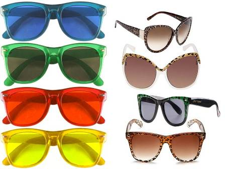 Sunglasses for summer girls
