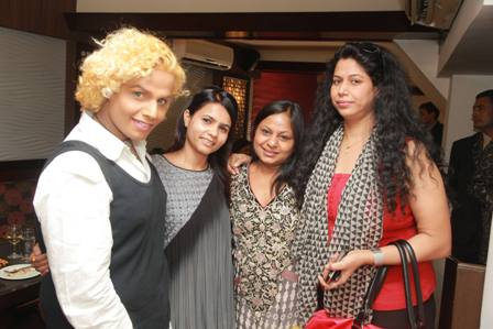 Aamer Zakir, Jyoti Sharma, Dolly J and Jainee Mishra