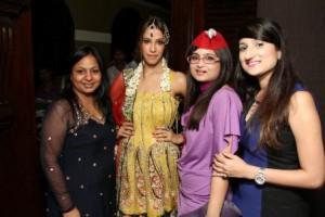Dolly J, Swati Modo, Pooja