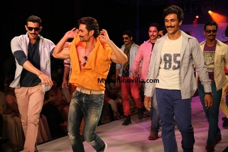 Rowdy Rathore collection at RFW 2012