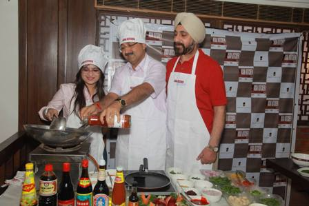 Swati Modo, Mr Sanjay Chadha, Mr CP Sahni
