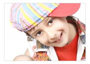 kid model