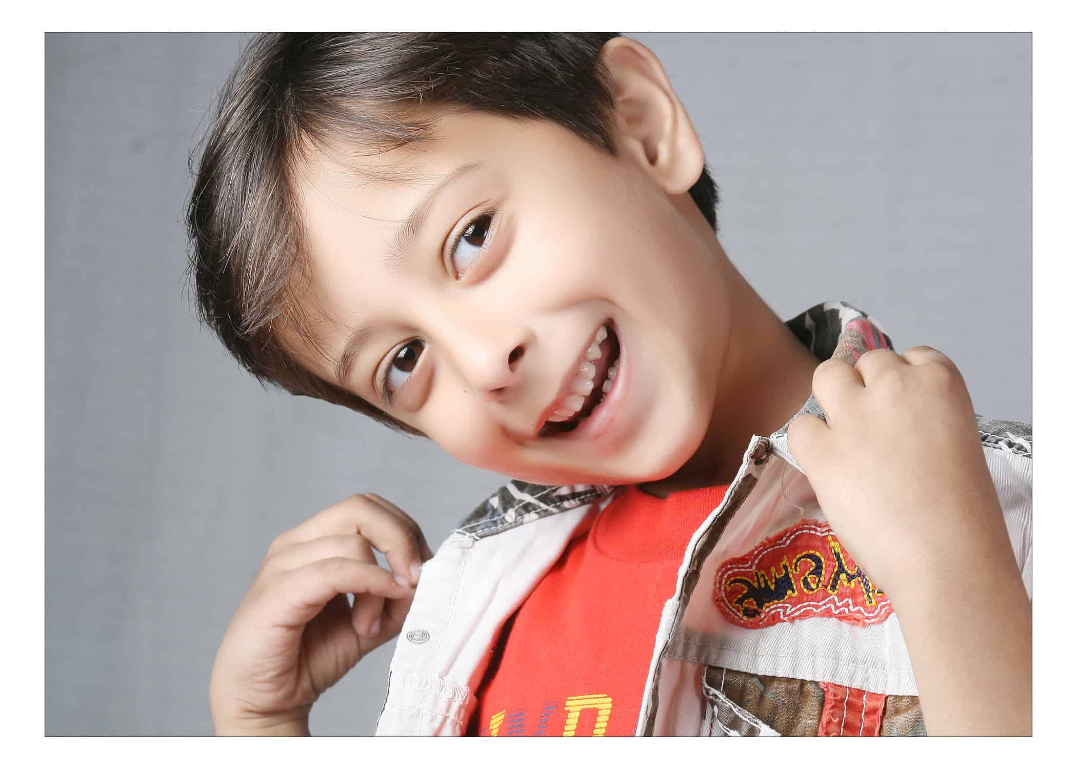 Cute Kid Model of this Week: Ansh Mehta