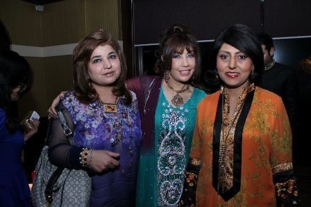 vandana with friends