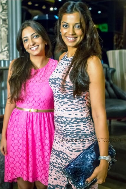 Anjori Alagh and Mugdha Godse at HouseProud Launch