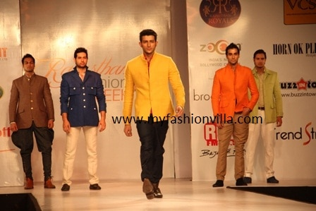 Rajasthan Fashion Week - Kirti Rathore