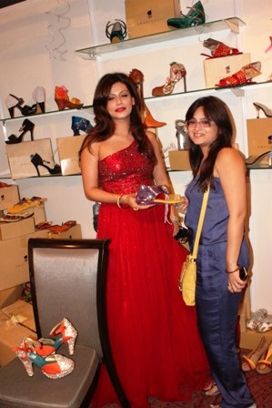 Swati Modo with payal rohatgi
