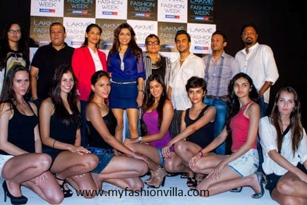 Lakme Fashion Week Winter Festive 2012: Adulations to New Faces