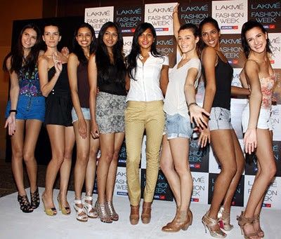 Lakme Fashion Week Winter Festive 2012 Model Auditions Announcement