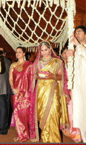 Ram Charan Teja and Kamineni Upasana Wedding Pictures