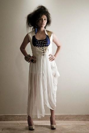 Aniket Gen Next Designer at Lakme Fashion Week Winter Festive 2012