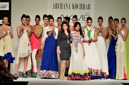 Designer Archana Kochhar – an Ace Couturier Spotted at Cocktail Hour Special