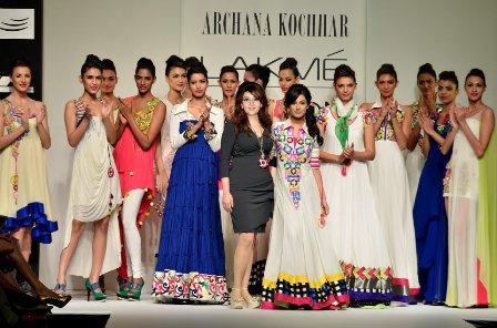 Designer Archana Kochhar - an Ace Couturier