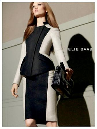 ELIE SAAB Announce Autumn-Winter 2012 13