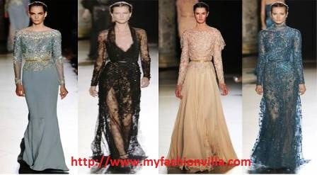 ELIE SAAB FALL WINTER 2012-2013