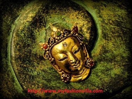 Tara Pendant by Apala