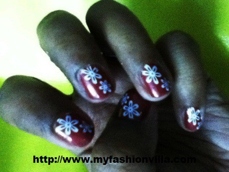 This is How Konad Nail Art Look
