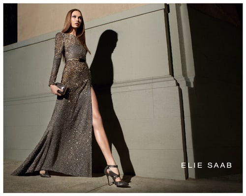 elie Autumn-Winter 2012 13 Ad Campaign