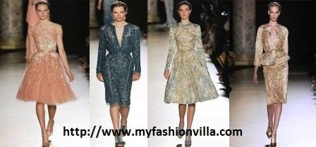 elie saab paris Fashion week fall winter 2012-2013