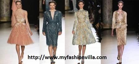 elie saab paris Fashion week fall winter 2012-2013
