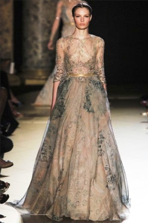 Elie Saab Collection 2012 2013