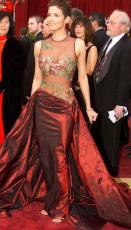 halle berry 2002 oscar dress by elie saab