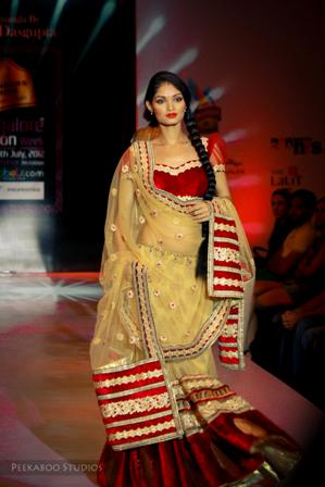 Designer Sumit DasGupta Collection