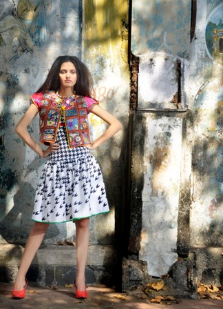 Designer Aniket Satam Collection
