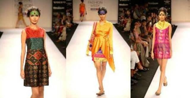 Deepika Govind LFW 2013