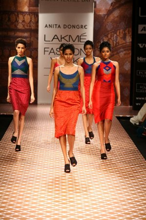 Lakme Fashion Week Winter Festive day 3