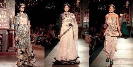 Sabyasachi Autumn Winter Collection at Delhi Couture Week 2012