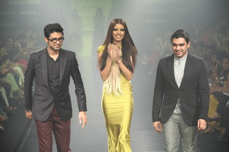Shivan & Narresh_LFW Winter Festive 2012