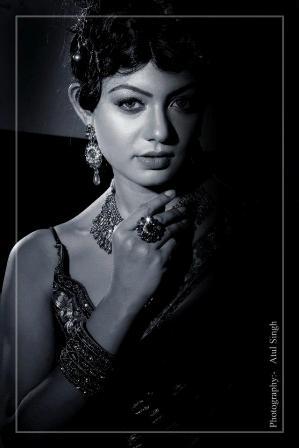 Female Model Portfolio - Rani Patel