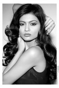 Model Rani Patel