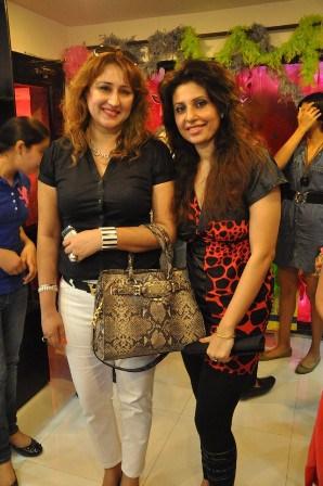 Mania Bhasin and Salolli Kumar