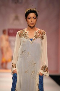 Designer Pratima Pandey wifw
