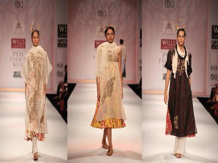 Designer Pratima Pandey show pictures