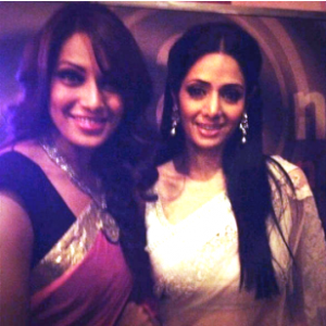 bipasha basu with sridevi