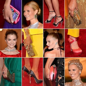 Best Accessories on red carpet
