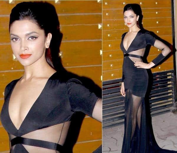 Deepika-Padukone-Filmfare Awards 2013