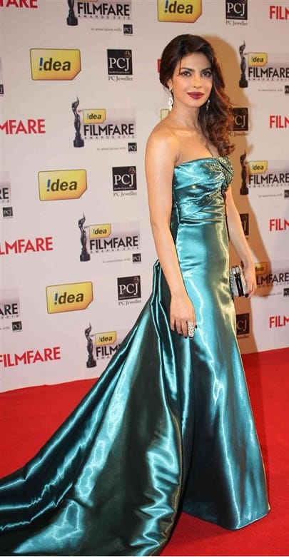 filmfare awards 2013 � three best dressed celebrities on
