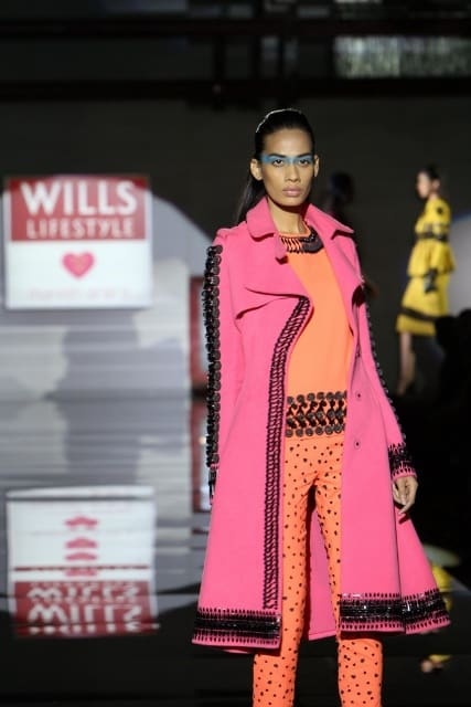 Wills Lifestyle India Fashion Week 2013